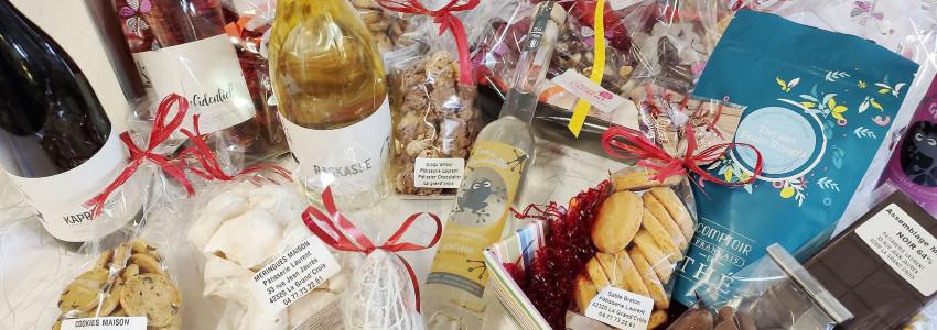 Paniers Gourmands / Epicerie Fine
