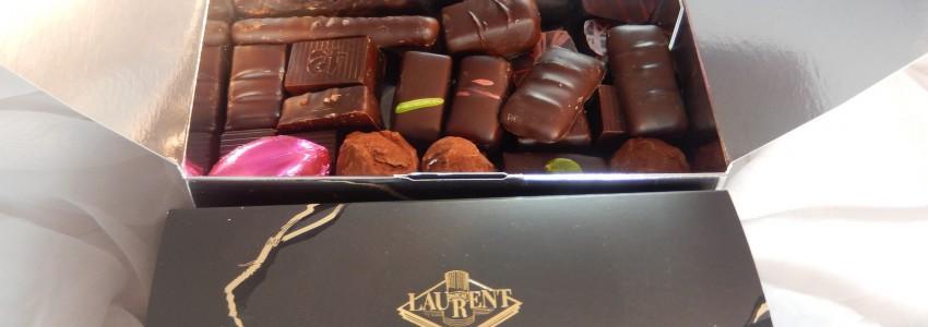 Boîtes de chocolat