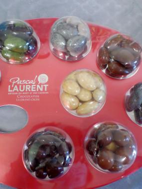 chocolat Coffret  PALETTE DE PEINTRE
