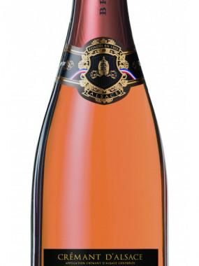 Crémant d'Alsace Rose Wolfberger Vieilles vignes