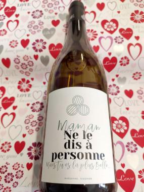 Vin Blanc Ne le dis à personne
