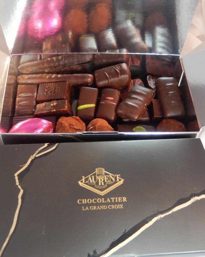 Ballotins 375 grs chocolat assortis