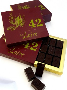 Chocolat 42  Taille 3