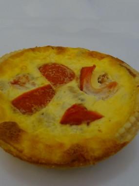 Quiche Thon et Tomate