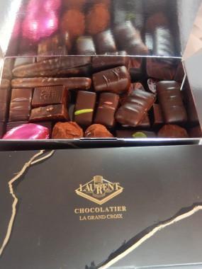 Ballotins 250grs chocolat noirs